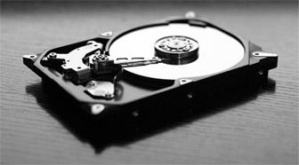 hard drive broken