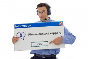Simple Steps Before Contacting IT Support