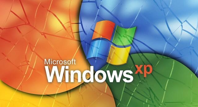 microsoft windows XP broken expires