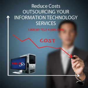 reduce cost outsourcing IT