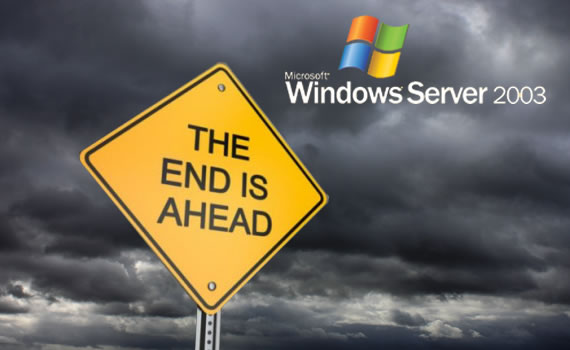 windows server 2003 expired