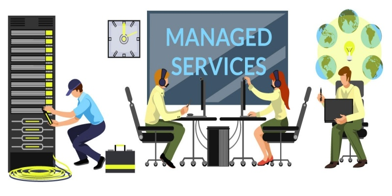 Should Small and Medium Size Businesses rely on Managed IT Services