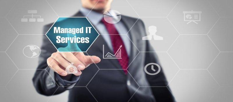 Managed IT Services- One-Stop Solution to Your Company's IT Related Issues